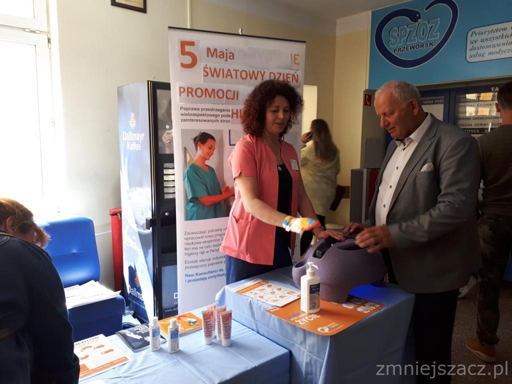 Akcja promocyjna Higieny Rąk