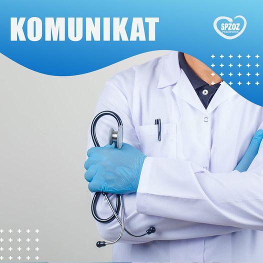 Wstrzymujemy przyjęcia na Oddział Chirurgii